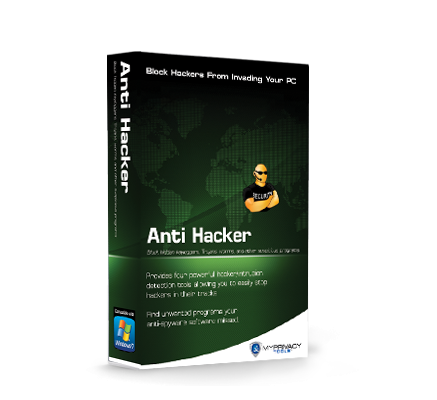 Anti Hacker Catches Hidden Keyloggers Trojans And Hacking Tools
