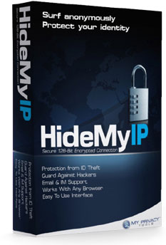 Hide My IP Software