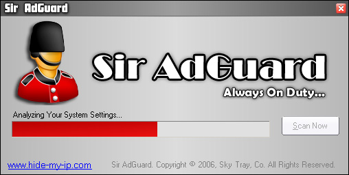 Sir AdGuard 1.0